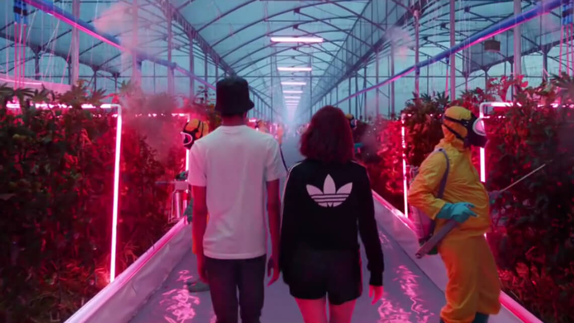 'Your Future Is Not Mine' adidas ad, directed by Terence Neale